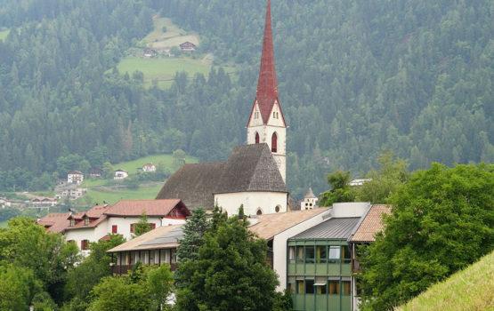 Altersheim St. Leonhard Hausansicht
