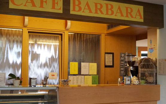 Altersheim St. Leonhard Cafe Barbara